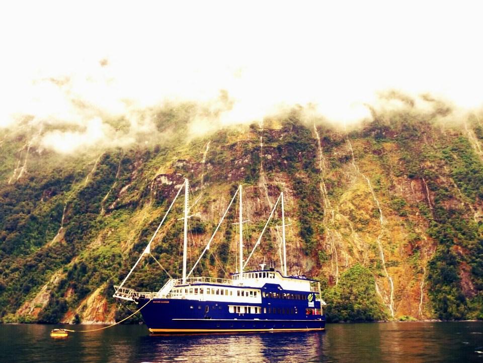 Milford Sound Schiff