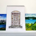 Illustrationen Neuseeland