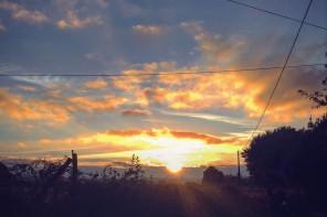 Frühe Morgenstunden in fremden Städten