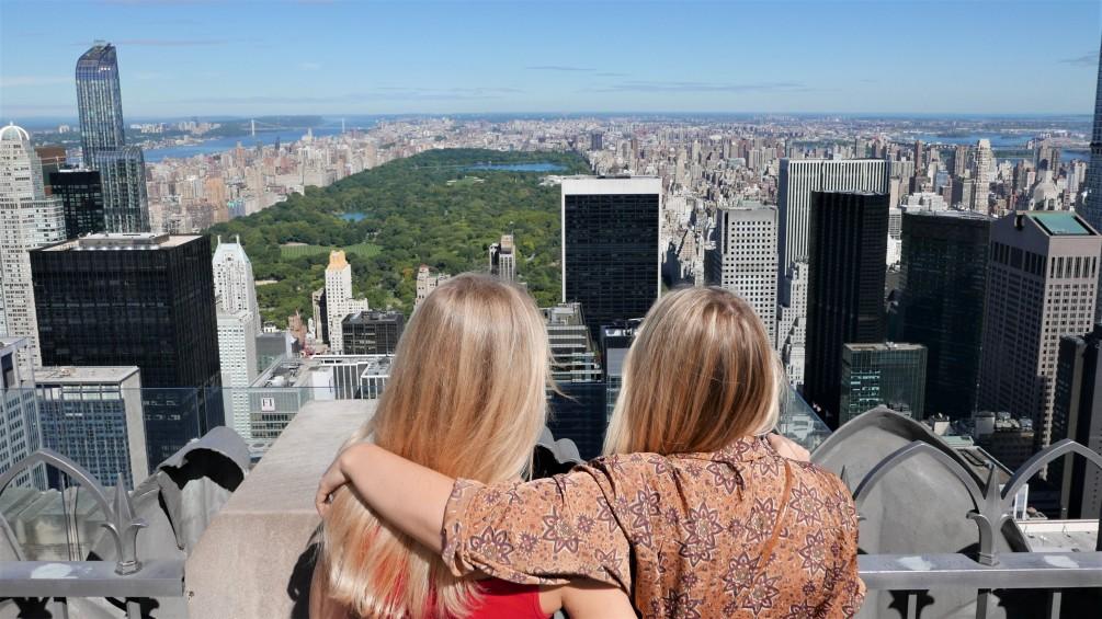 NYC Rockefeller