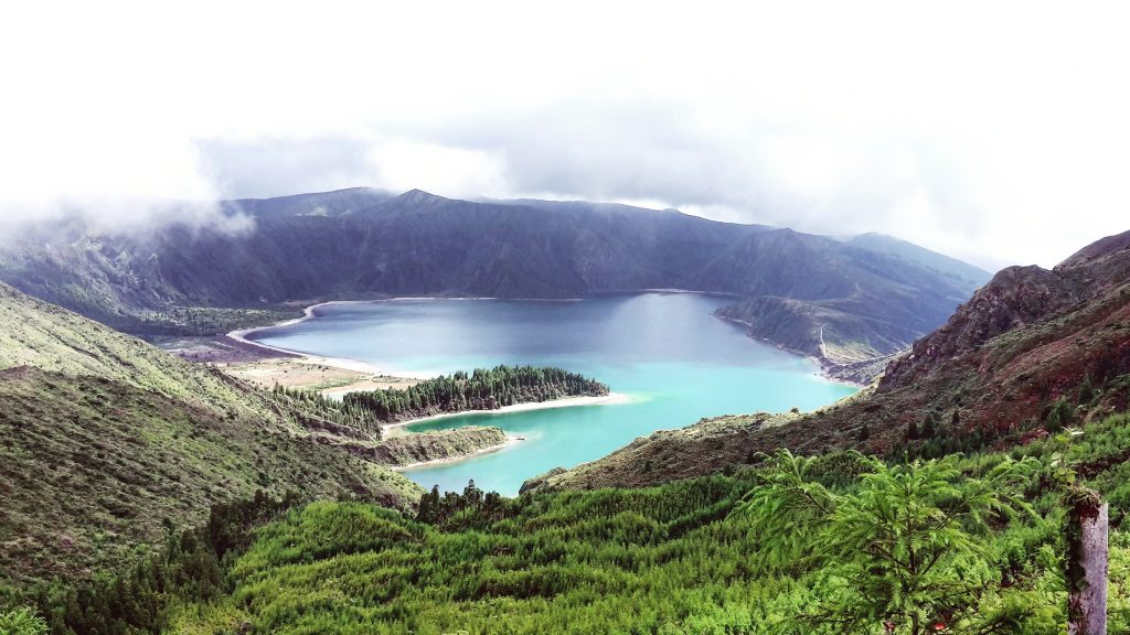 wandern Azoren