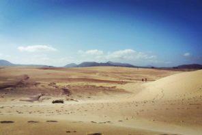 Fuerteventura – Wandern durch wilde Einsamkeit