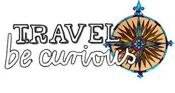Logo Travel be Curious